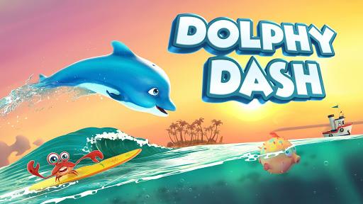 Download Dolphy Dash v1.0.4 APK MOD DINHEIRO INFINITO - Jogos Android