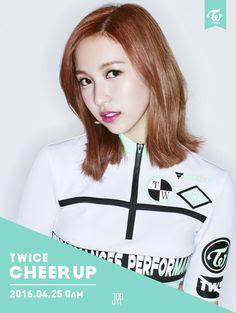 Foto Mina Twice Terbaru