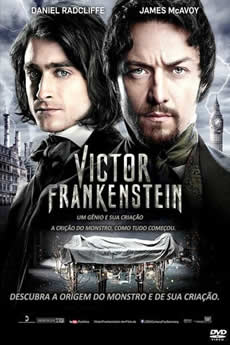 Capa Victor Frankenstein Torrent