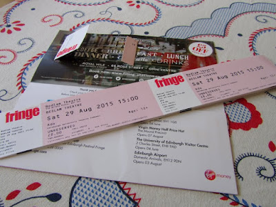 Edinburgh Fringe tickets