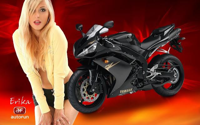 Fotos de Motos Tuning y Chicas muy Hot