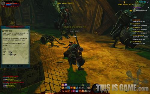 Những hình ảnh cận cảnh về MMORPG ASTA 15