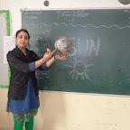 Introduction of Sun & Earth (Jr. KG) 04.12.2015