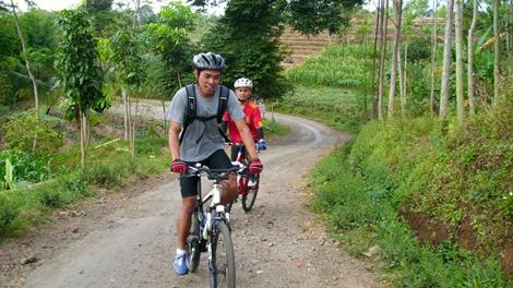 Gowes Jelajah Malang 18 Juni 2011