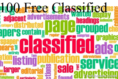 100 Free Classified Sites and Advertising Sites List 2016 - 2017