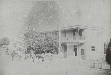Royal Hotel Great Western Road Now Macquarie