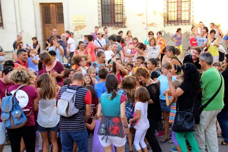 Festa infantil i taller balls tradicionals a Sant Llorenç  20-09-14 - IMG_4239.jpg