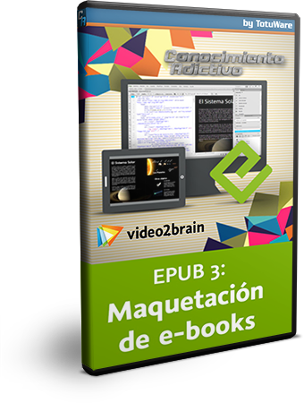 Epub3:Maquetación de ebooks