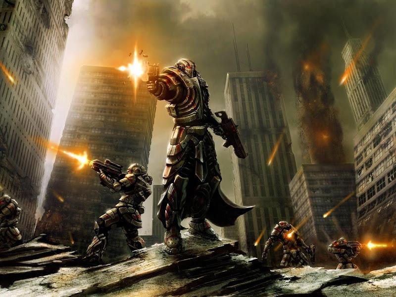 Extermination, Fiction 1