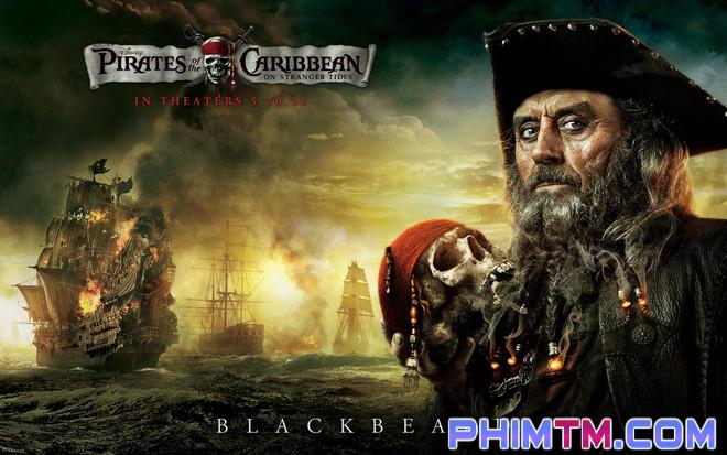 Xếp hạng phản diện trong loạt phim Pirates of the Caribbean - Ảnh 6.