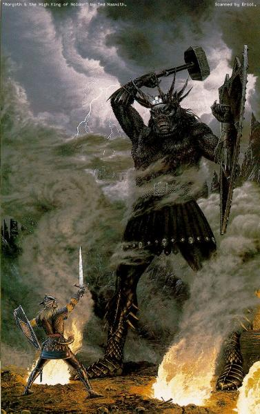 Morgoth, Magick Warriors 3