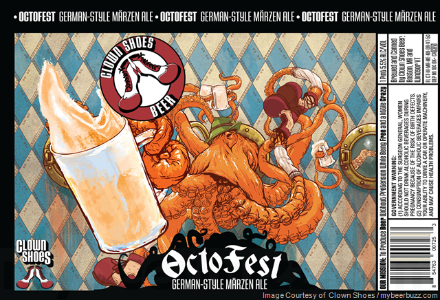 Clown Shoes Adding New Octofest
