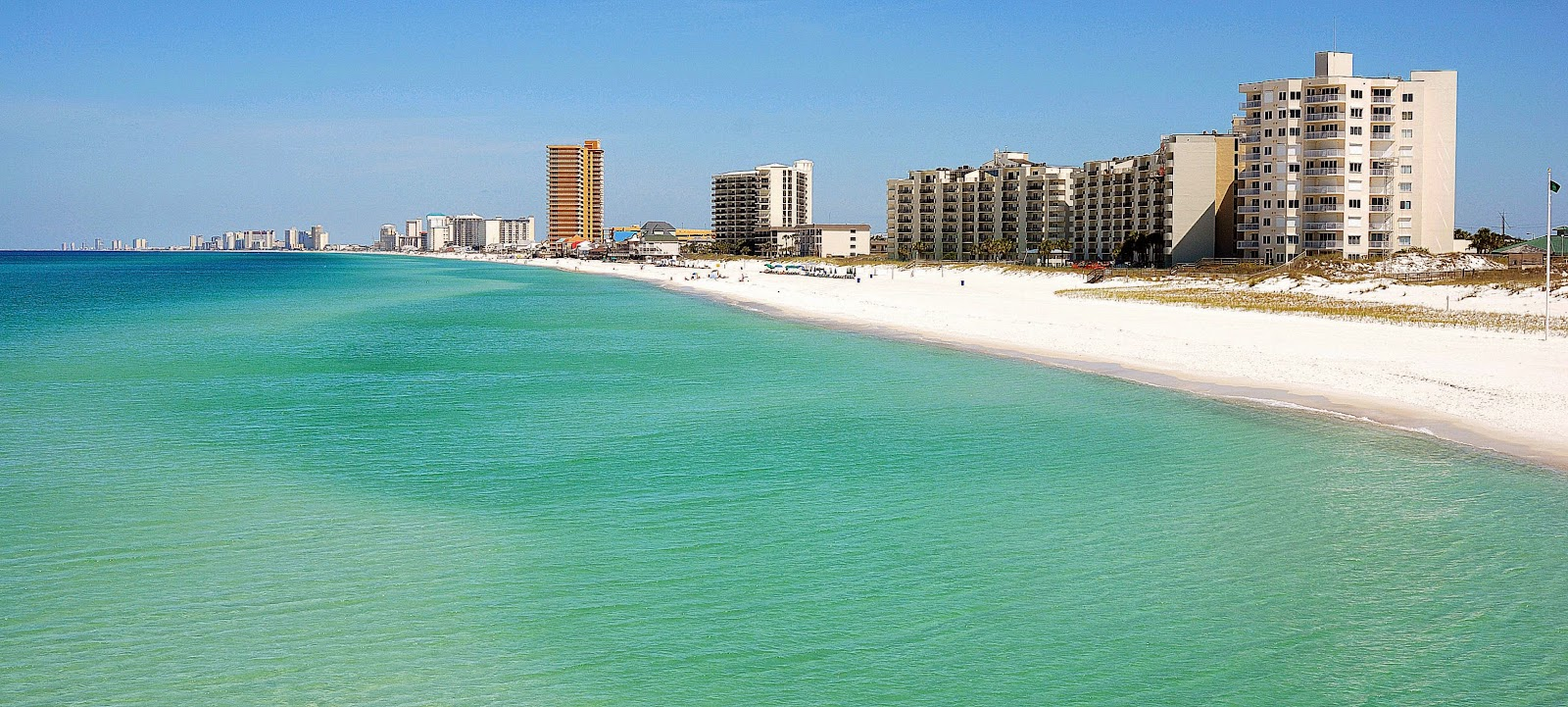 Panama City Beach Extended Stay « R amp J Tours