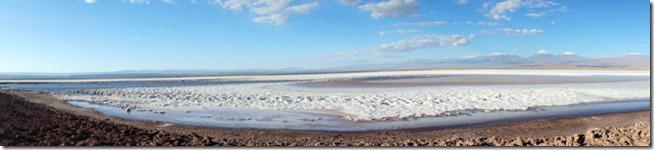 Lagunas Cejar e Tebinquinche, Atacama