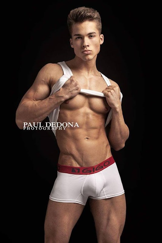 Justas Jes by Paul Dedona Photography