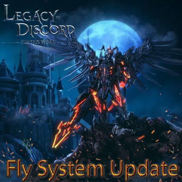 Legacy Of Discord Bizi Uçuran Güncelleme Yarın Yayınlanıyor