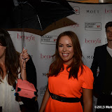 WWW.ENTSIMAGES.COM -    Tanya Burr  at     Benefit Cosmetics - global flagship store launch party at Benefit, Carnaby Street, London, September 11th 2013                                                 Photo Mobis Photos/OIC 0203 174 1069