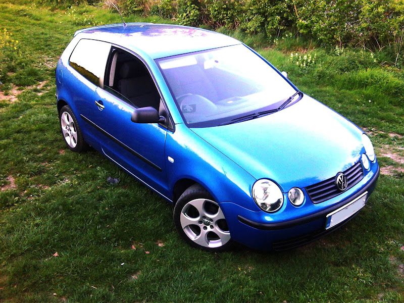 SOLD SOLD SOLD - PLEASE DELETE - UK-POLOS NET - THE VW Polo