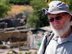 """פרופ' חיים בן-דוד על רקע מפעל חייו - ביה""""כ הקדום אום אל-קאנטיר"""