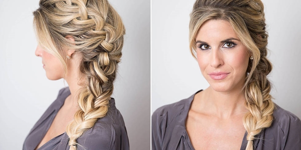 4 Braids Hairstyles 2017: Latest Braided Hairstyles You Will Love For 2017
