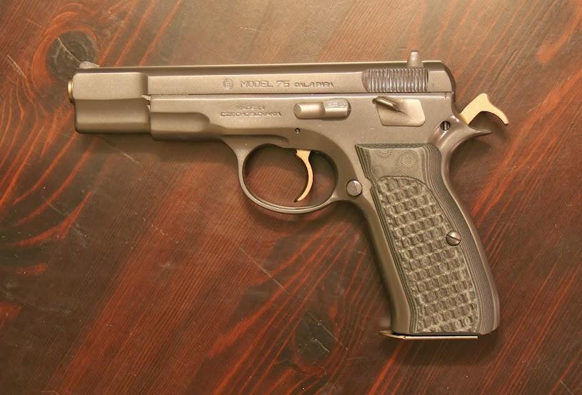 CZ's P-07: Old vs New, Then vs Now, v1 0 vs v2 0 - The Truth About Guns