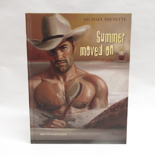 Michael Breyette 'Summer Moved On' 1st Ed.