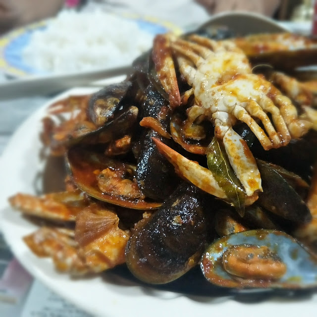 RESEPI SHELL OUT