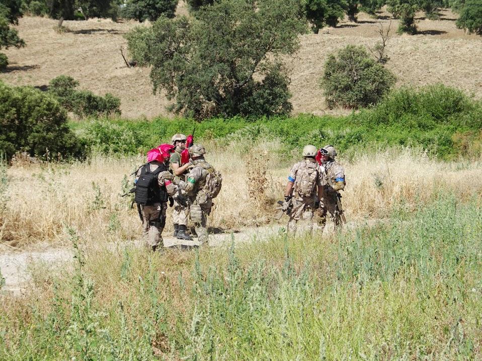 """Fotos de """"THE FINAL WAR"""". La Granja. 23-06-13 PICT0053"""