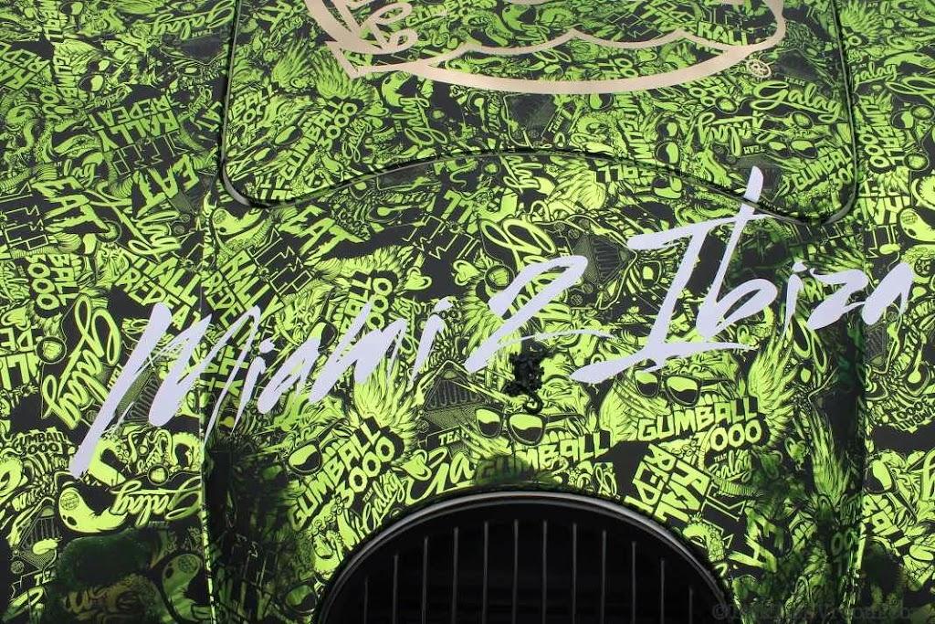 2014 Gumball 3000 Miami 2 Ibiza Ocean Drive 7942