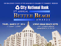 2nd Annual City National Bank Better Beach Awards