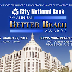 2nd Annual City National Bank Better Beach Awards