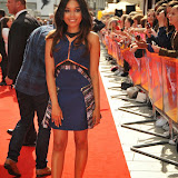 OIC - ENTSIMAGES.COM - Dionne Bromfield at the UK premiere of Up All Night at at Vue Leicester Square London 10th May 2015  Photo Mobis Photos/OIC 0203 174 1069