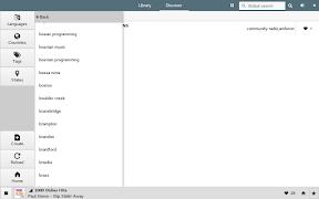 Como escuchar la radio en Ubuntu con Gradio y derivados. Selección por etiqueta.