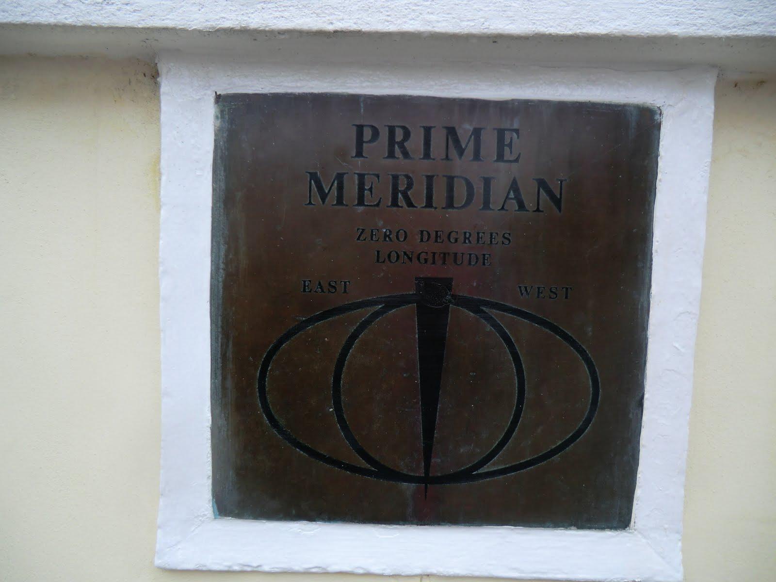 CIMG0359 Prime Meridian plaque, Park Vista