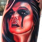 leg tattoo - Leg Tattoos Designs