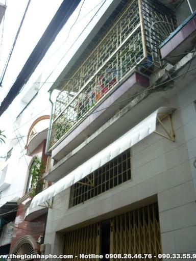 P1080874 Bán nhà Huỳnh Văn Bánh , Quận Phú Nhuận giá 2, 7 tỷ   NT134