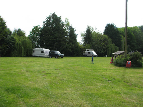 Folly Farm Caravan and Campsite Winchester at Folly Farm Caravan and Campsite Winchester