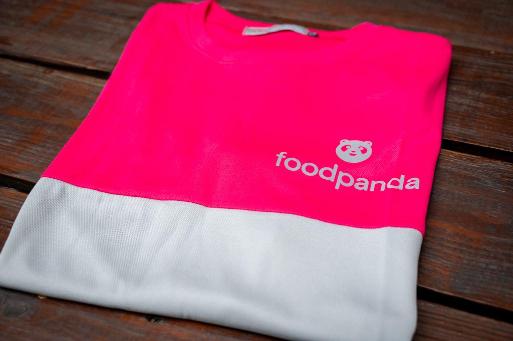 制服 foodpanda外送員 新手組合包 熊貓外送員基本裝備