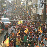 Massive Road Show at Hebbal 24-03-2014