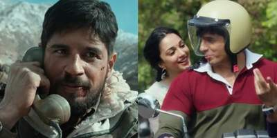 Shershaah movie review: Captain Vikram Batra's biopic is gripping as army processions, dips outside conflict zones