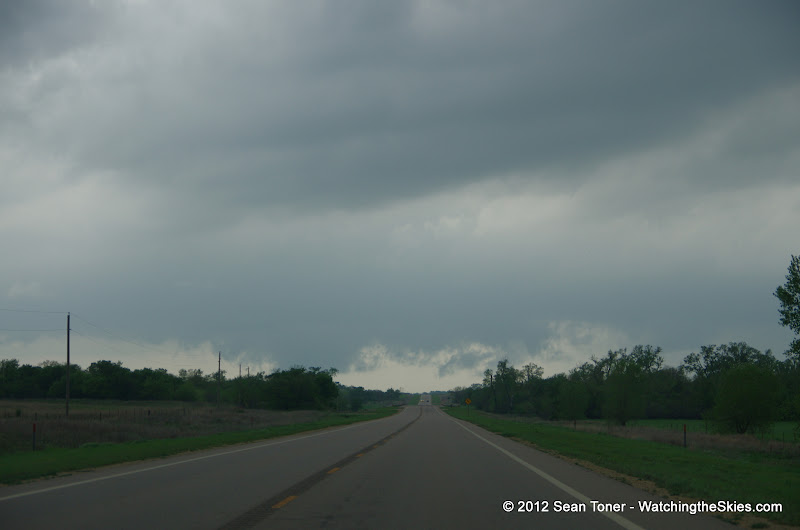 04-14-12 Oklahoma & Kansas Storm Chase - High Risk - IMGP0405.JPG