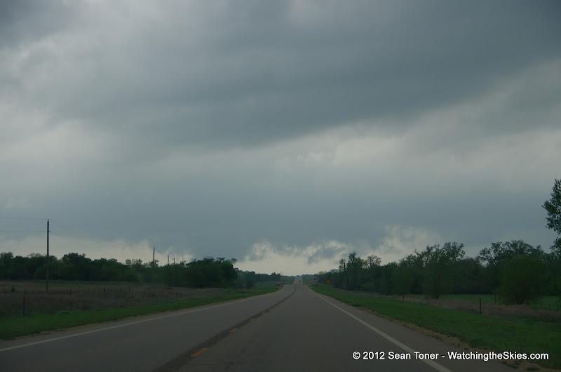 04-14-12 Oklahoma & Kansas Storm Chase - High Risk - IMGP0405.JPG