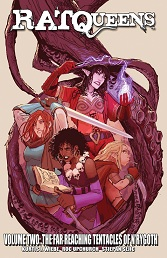 Rat Queens  Vol 2 by Kurtis J. Wiebe, Roc Upchurch and Stejpan Sejic