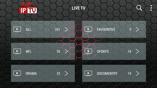 247 IP TV For Smart TV 2.1.2 screenshots 2
