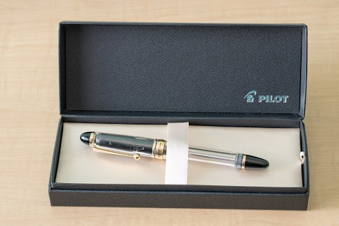 Pilot Custom 823 Fountain Pen