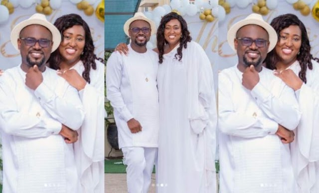 Abeiku Santana Celebrates His Wife And Reveals Why He Turns Down Free S*x From Slay Queens