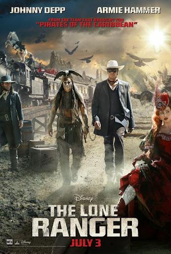 Ο Μοναχικός Καβαλάρης The Lone Ranger Poster