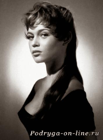 Брижитт Бардо/ 12 самых красивых и сексуальных актрис 20 века.