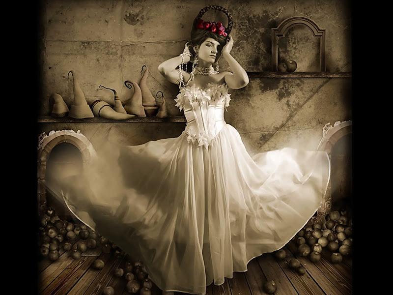 White Wedding Wicca, Wicca Girls
