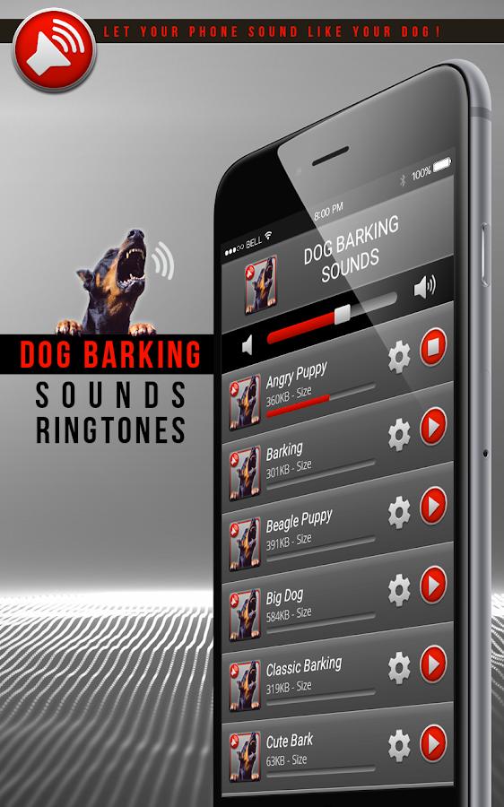 Big Dog Barking Ringtone